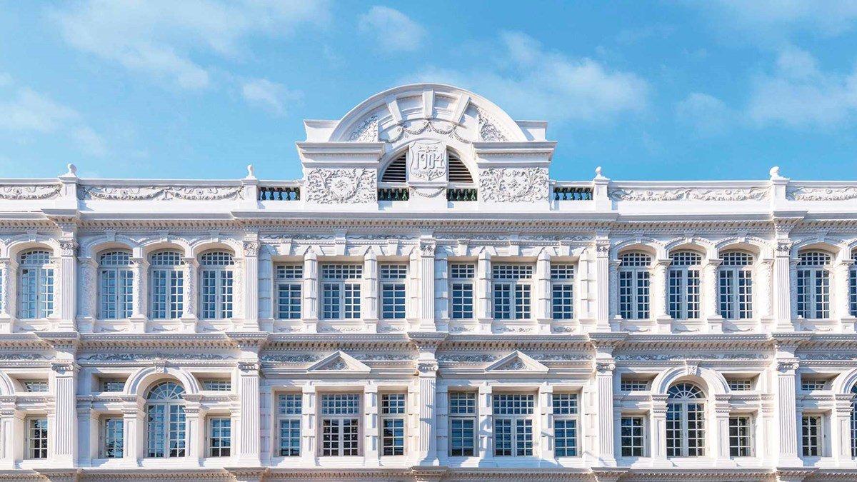 新加坡首都凯宾斯基酒店外观