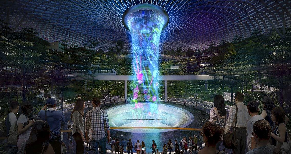 雨漩涡-全新开张新加坡酒店