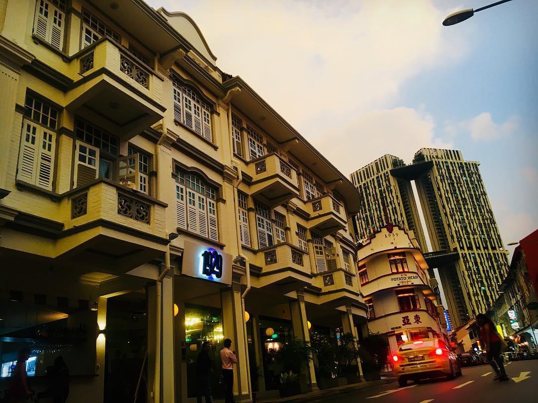 hotel 1888- 全新开张新加坡酒店