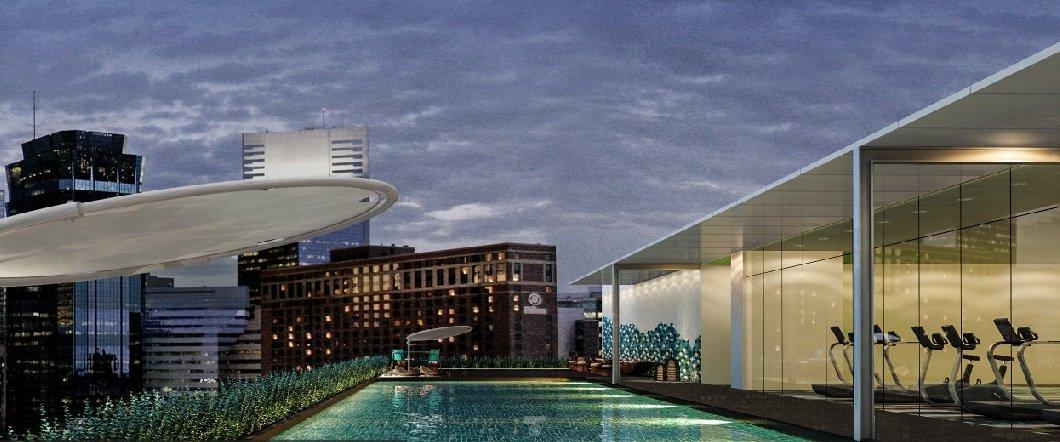 健身设施-全新开张新加坡酒店