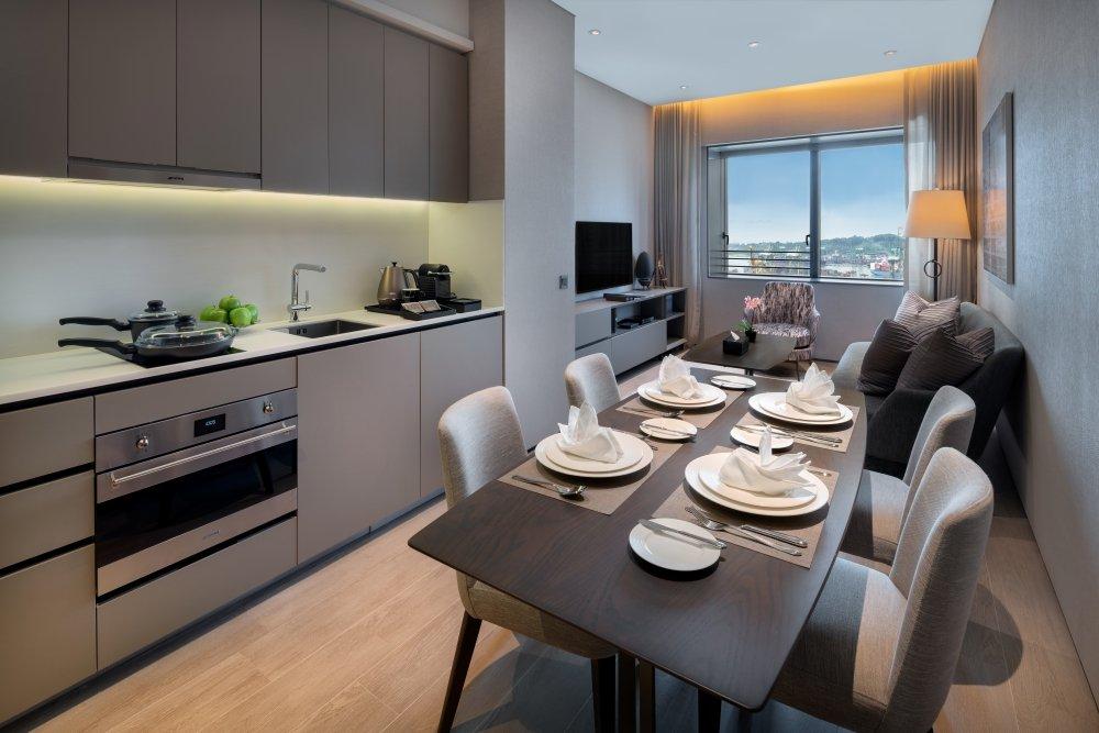 厨房-全新开张新加坡酒店