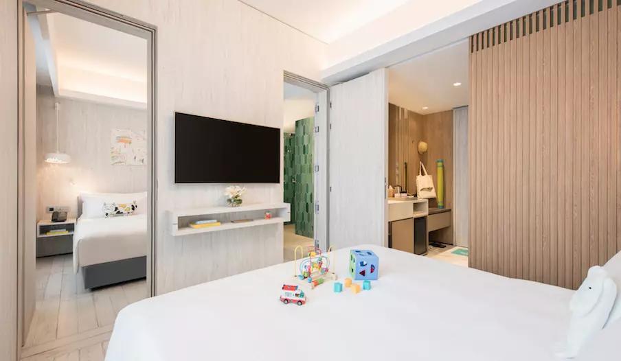家庭套房-全新开张新加坡酒店