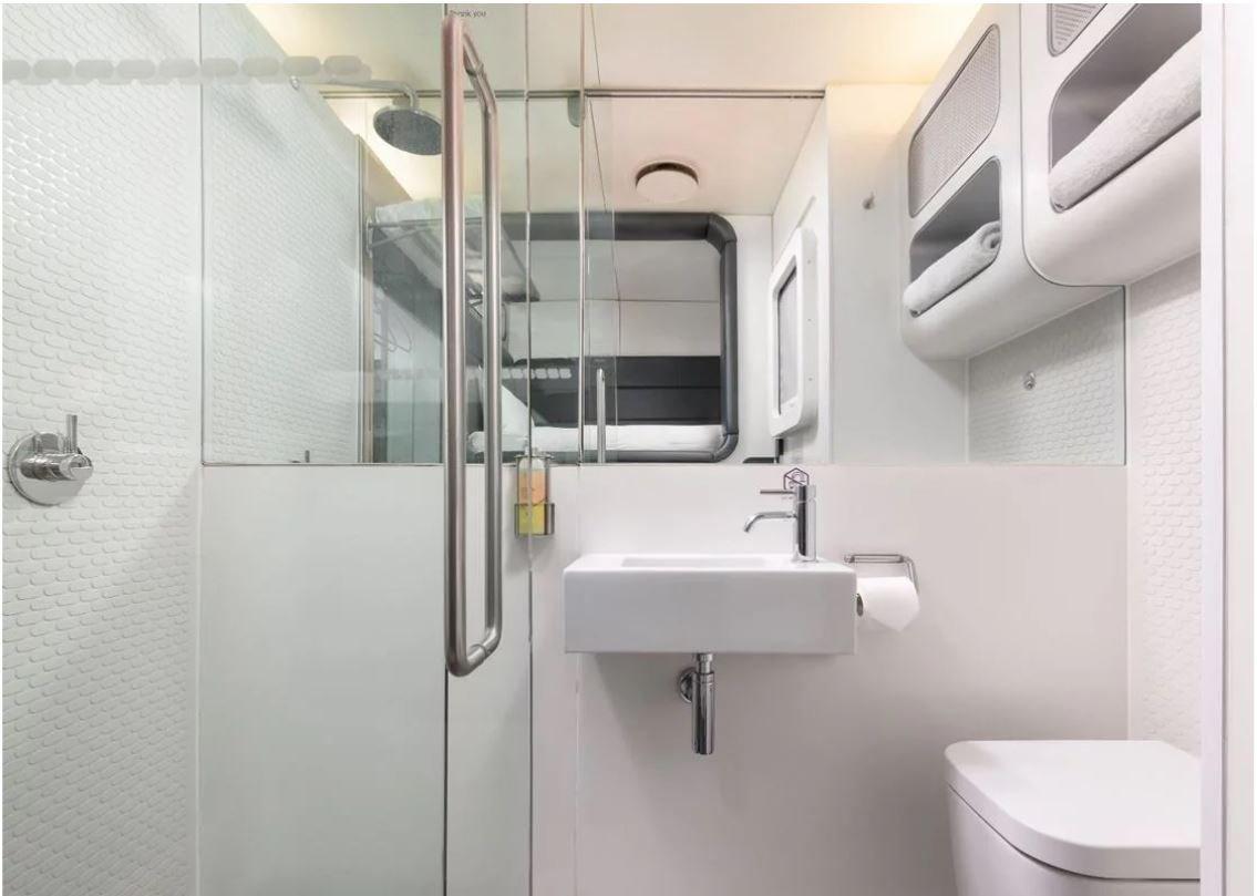 厕所-全新开张新加坡酒店