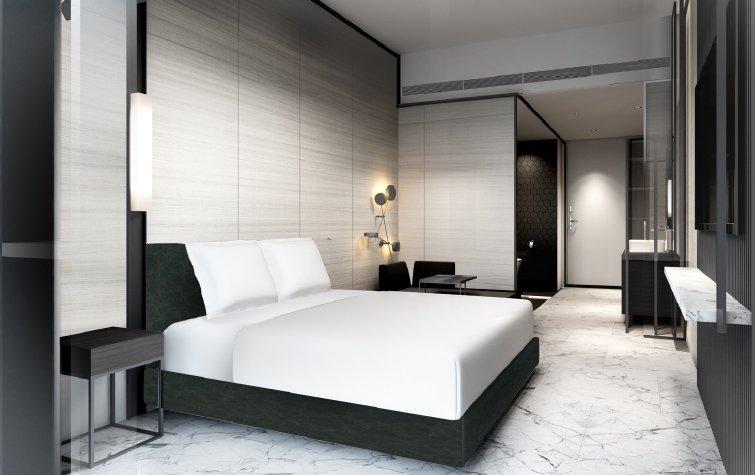 遨堡圣淘沙酒店房间