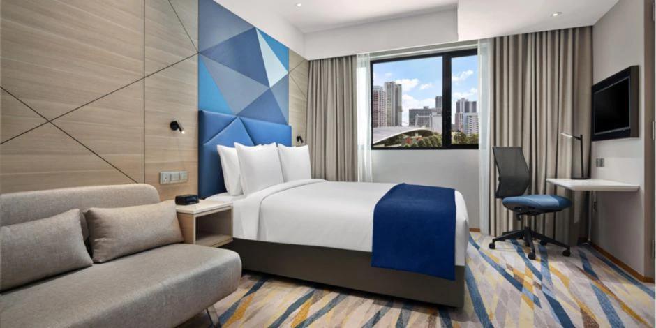 实龙岗智选假日酒店房间-全新开张新加坡酒店