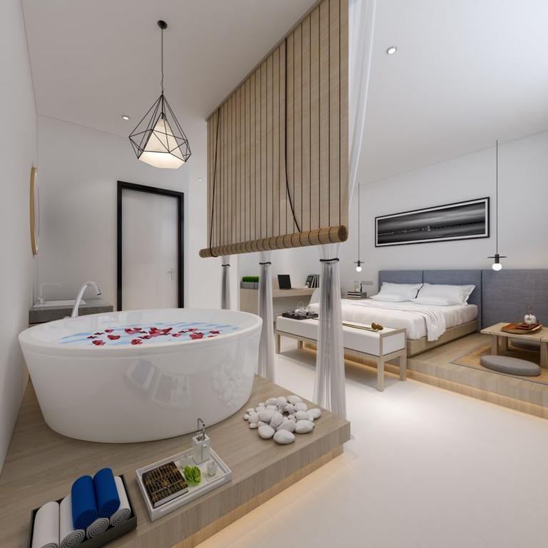 hotel 1888 浴缸-全新开张新加坡酒店