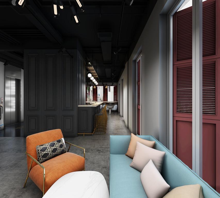 休息室-全新开张新加坡酒店