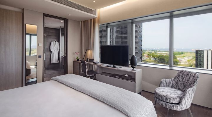房间-全新开张新加坡酒店