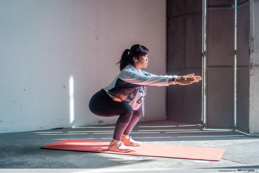 一拳超人挑战- 30天 健身挑战