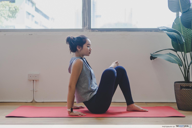瑜伽挑战-30天 健身挑战