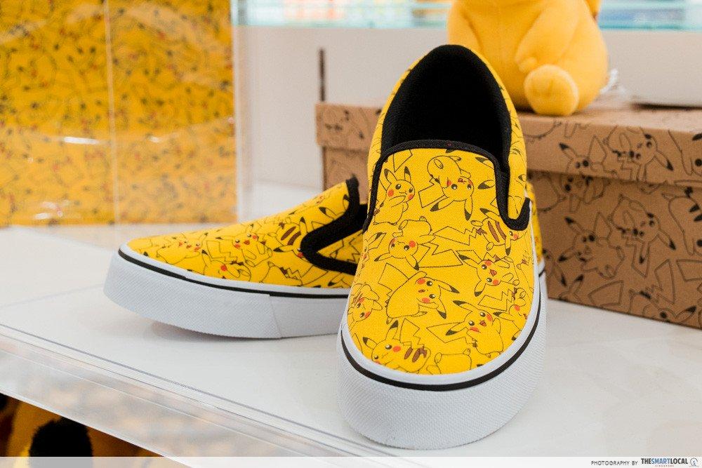 宝可梦鞋子-星耀樟宜