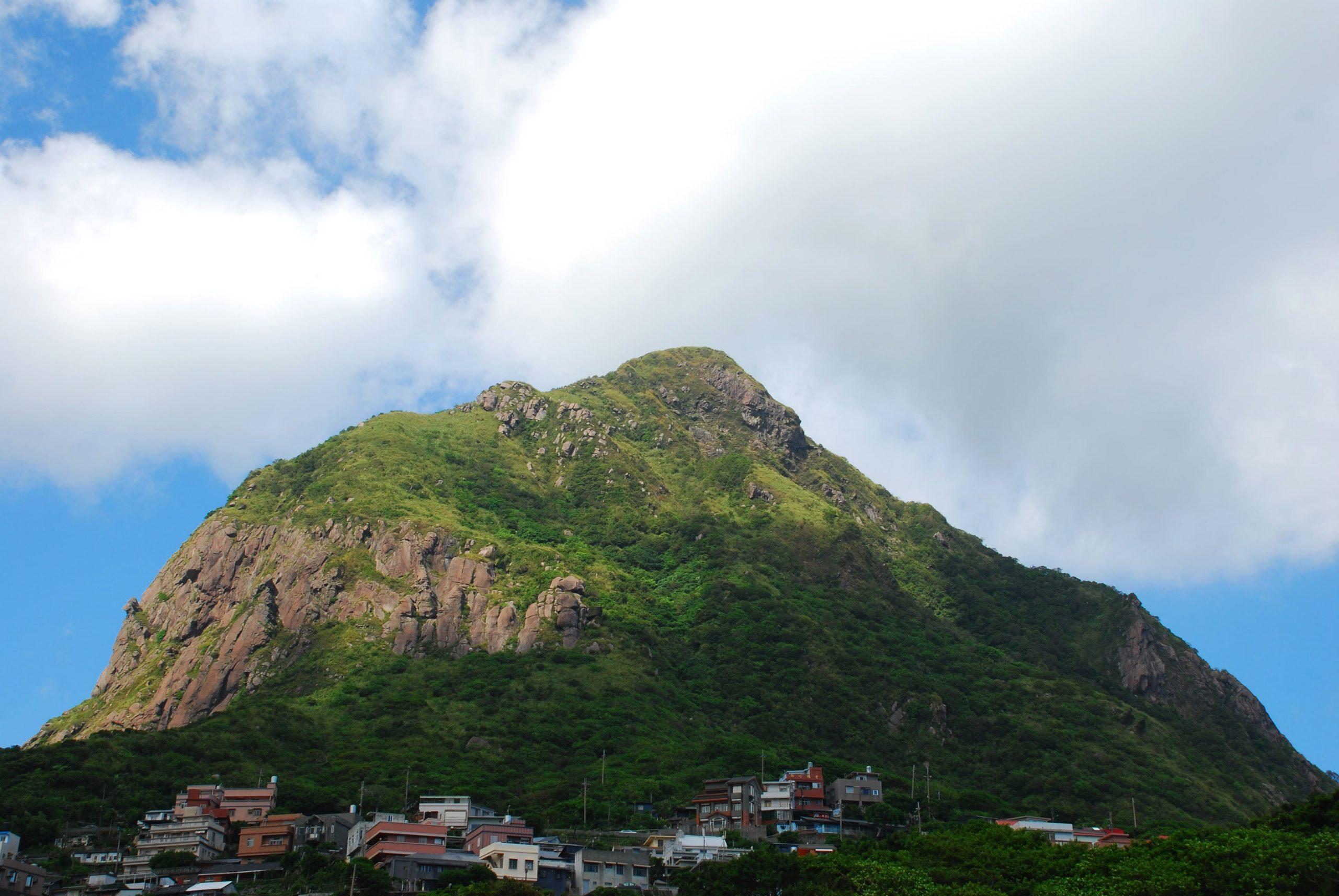 基隆山顶-台湾精彩行程