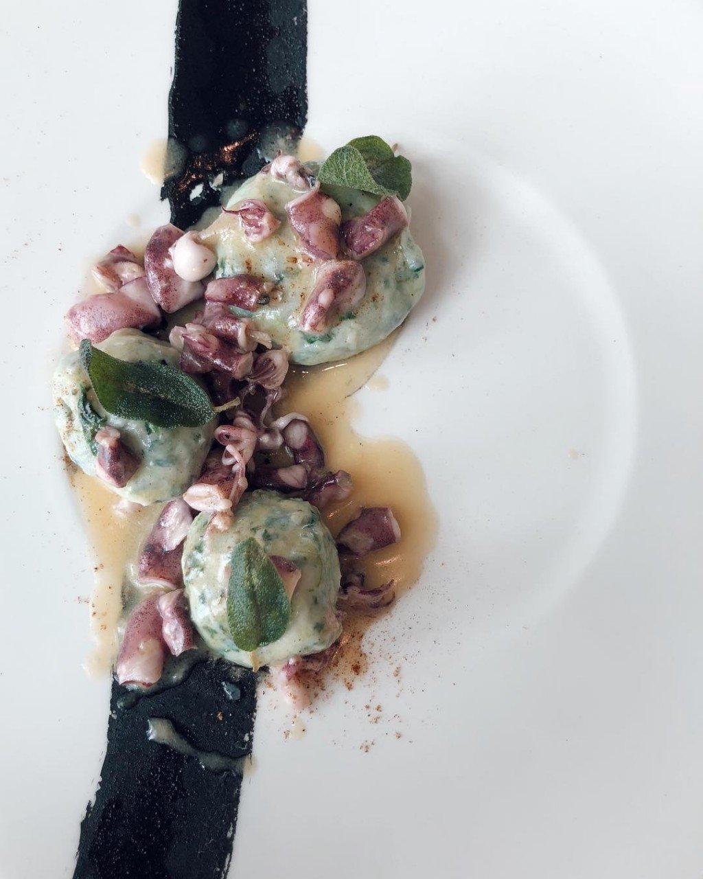 Zafferno 意式汤圆-最佳新加坡餐厅