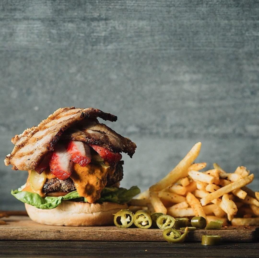 Cook & Brew 汉堡 - 最佳新加坡餐厅