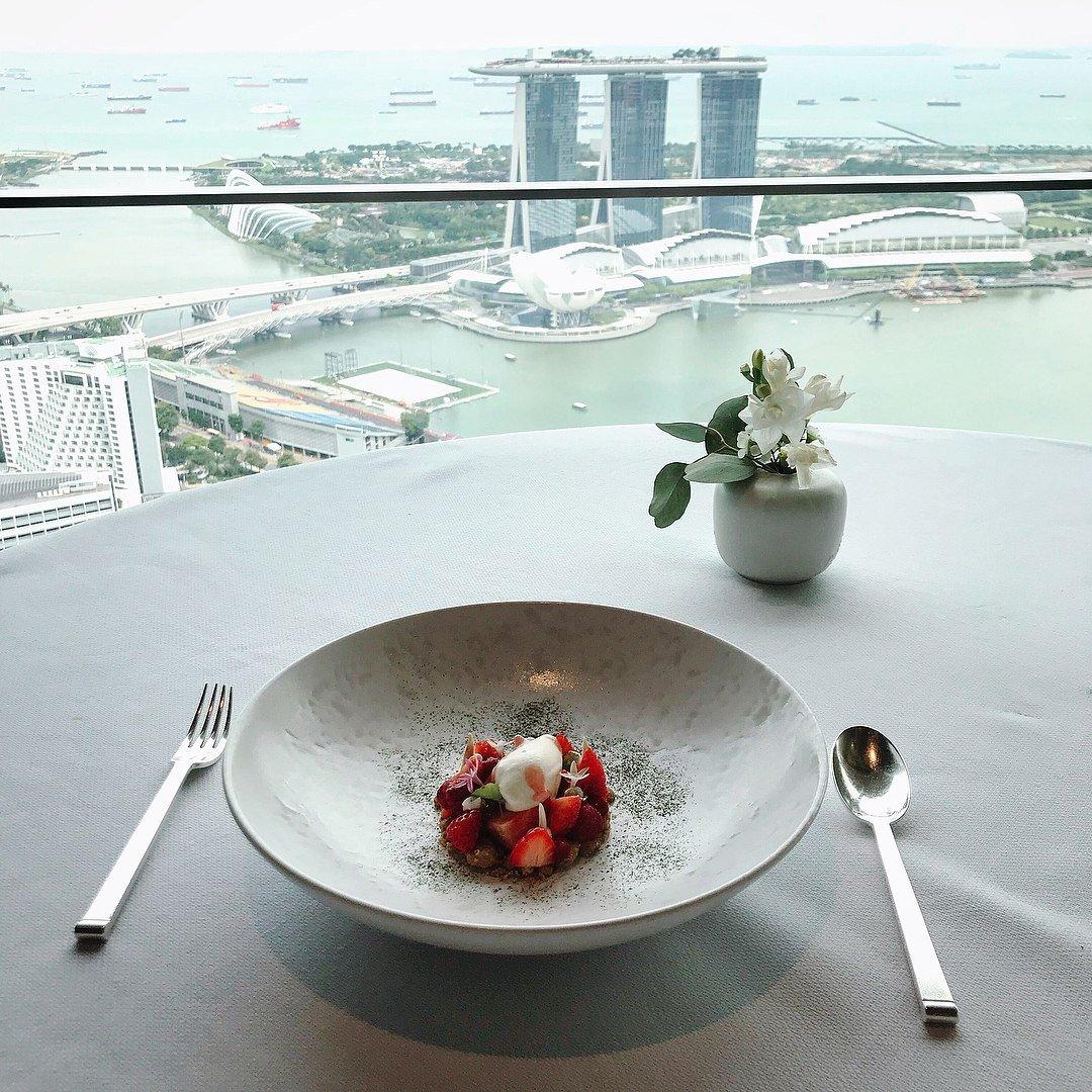 70楼餐厅-最佳新加坡餐厅