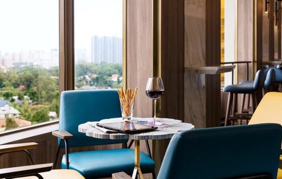 Hotel Jen 餐厅 - 新加坡精品酒店