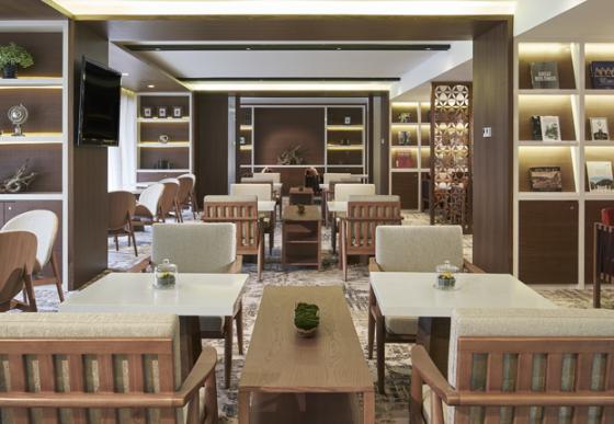 乌节路龙都大酒店休息室-新加坡精品酒店