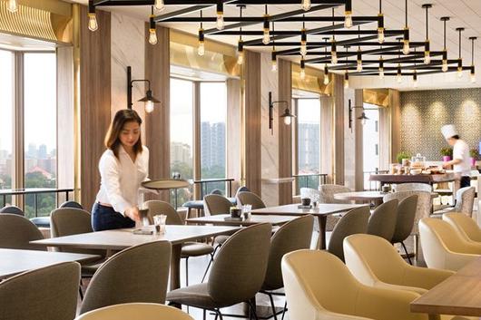 Hotel Jen 餐厅