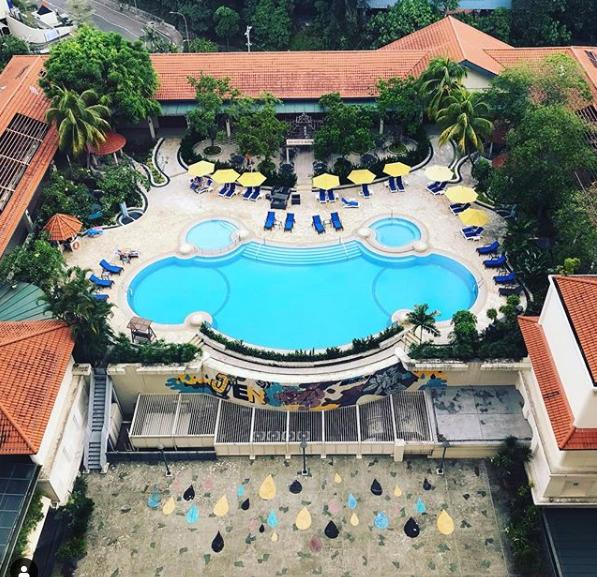 青蛙泳池-新加坡精品酒店