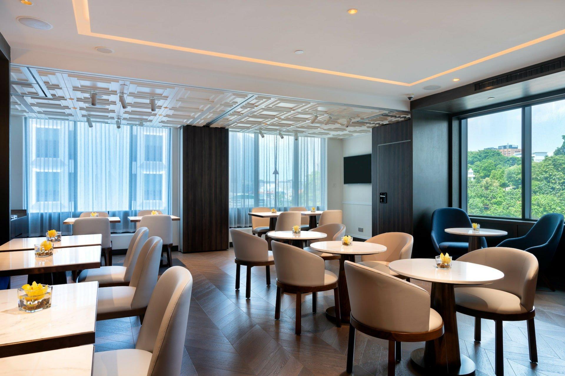 晶陶乐咖啡厅-新加坡精品酒店