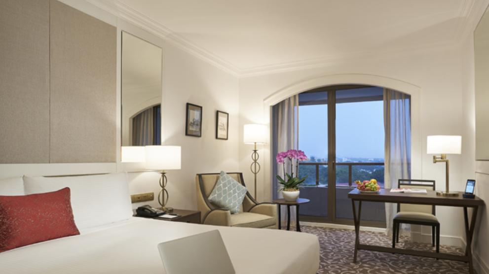 俱乐部套房-新加坡精品酒店