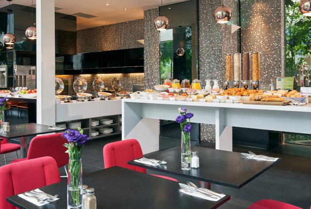 昆西酒店餐厅-新加坡精品酒店
