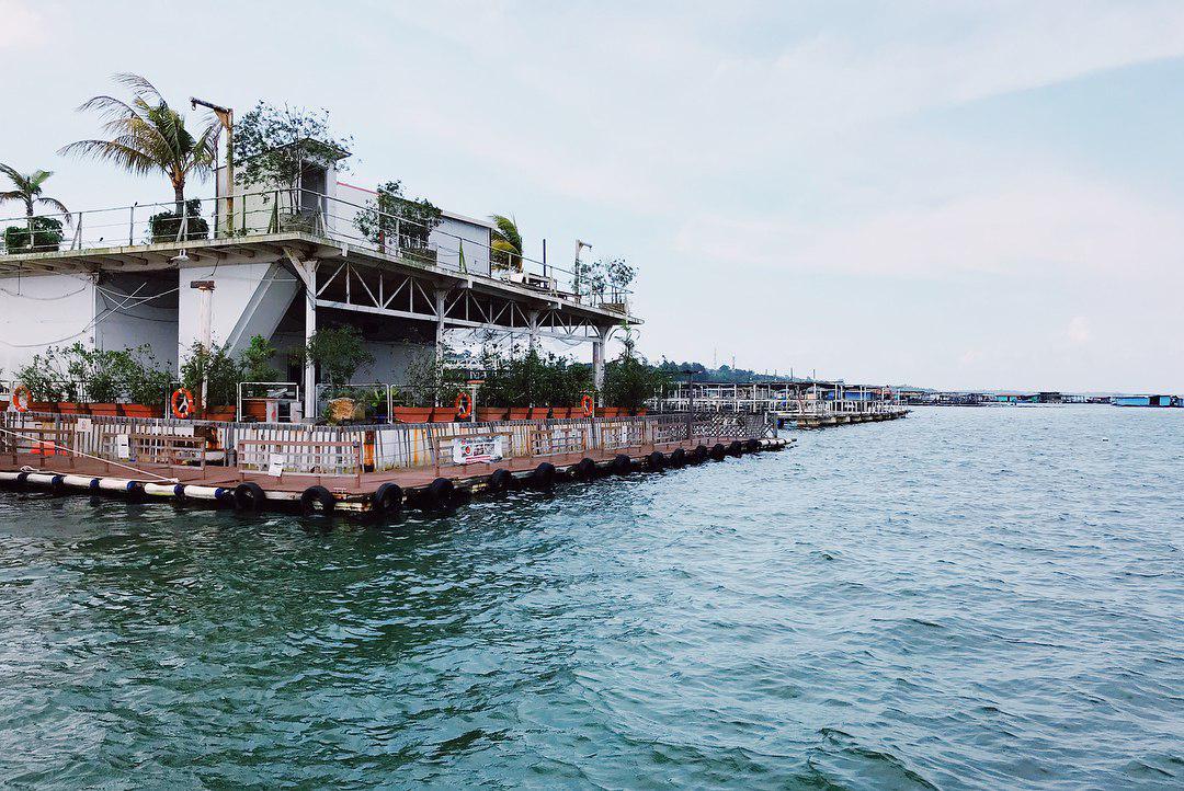 水上餐厅-新加坡餐厅