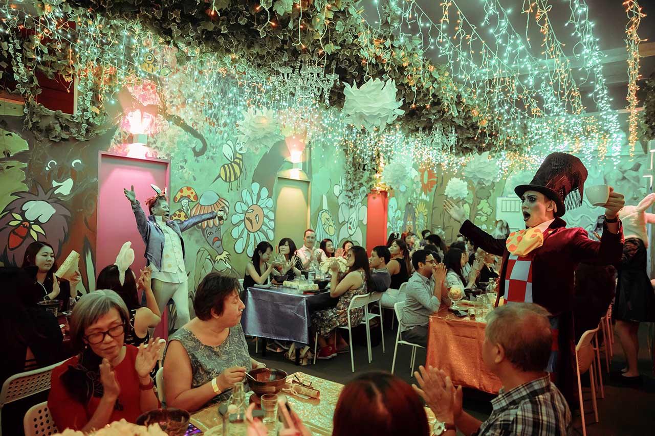 剧院餐厅-新加坡餐厅