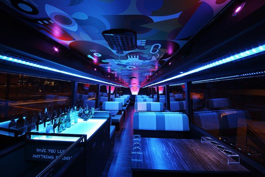 城市巴士餐厅-新加坡餐厅