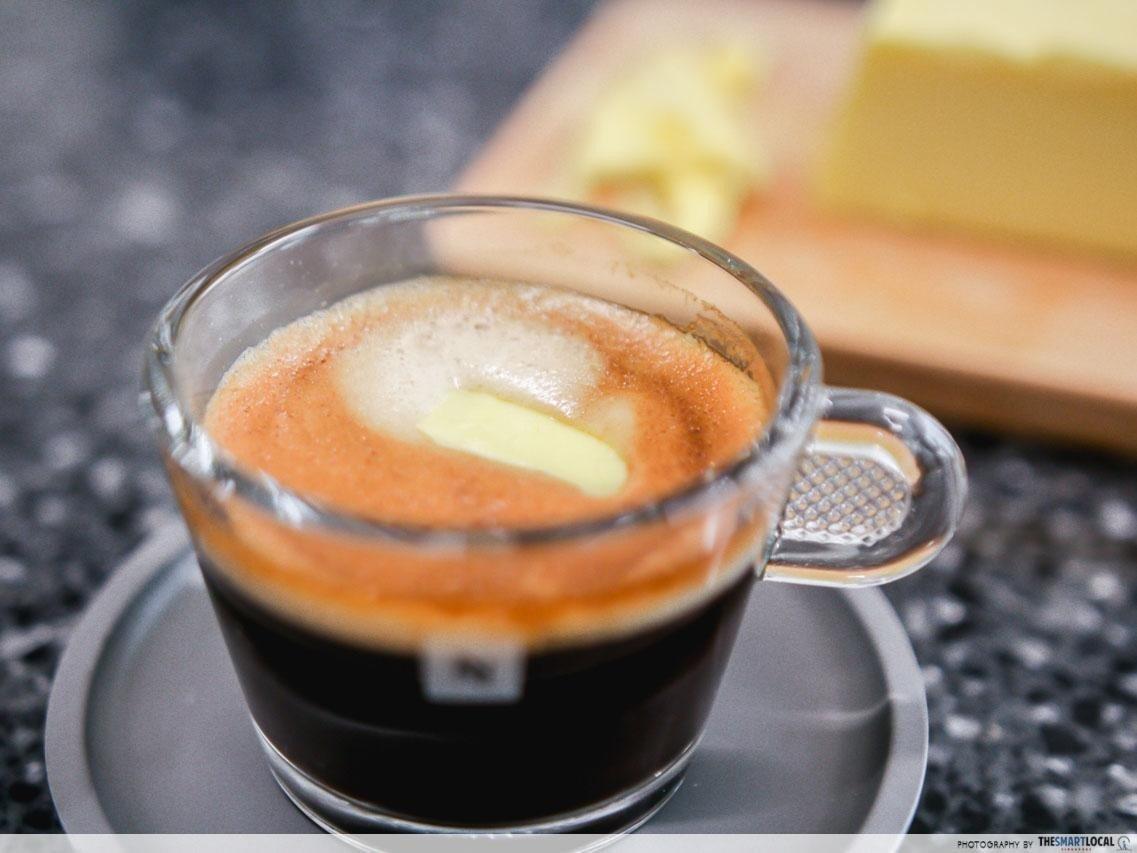 防弹咖啡 - DIY咖啡做法