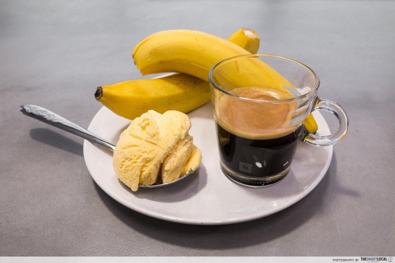 香蕉咖啡奶昔- DIY咖啡做法