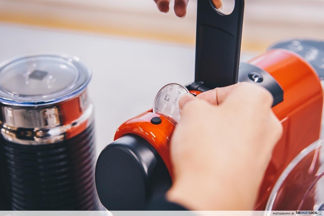 咖啡胶囊 - DIY咖啡做法