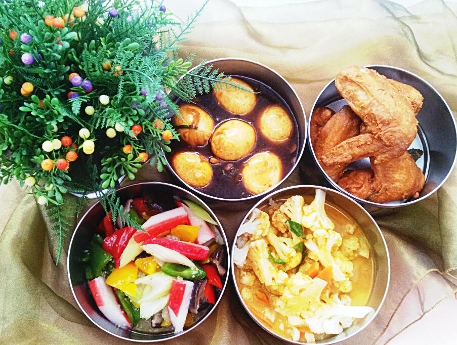 Qilin Catering - 盒饭外卖服务