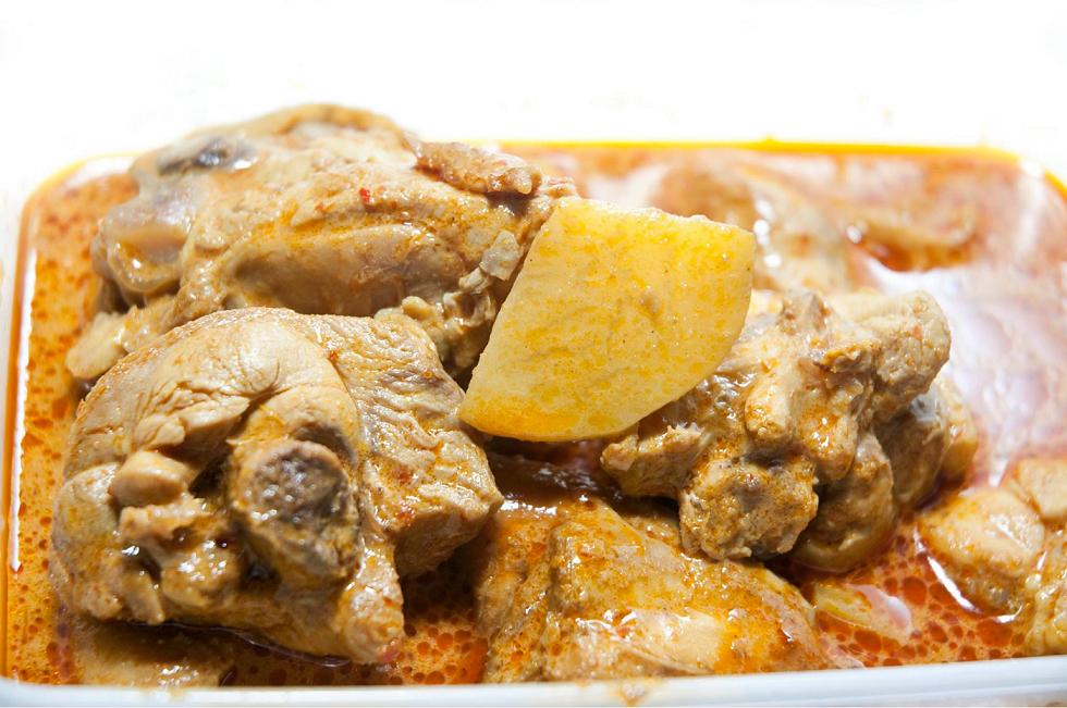 KCK 咖喱鸡