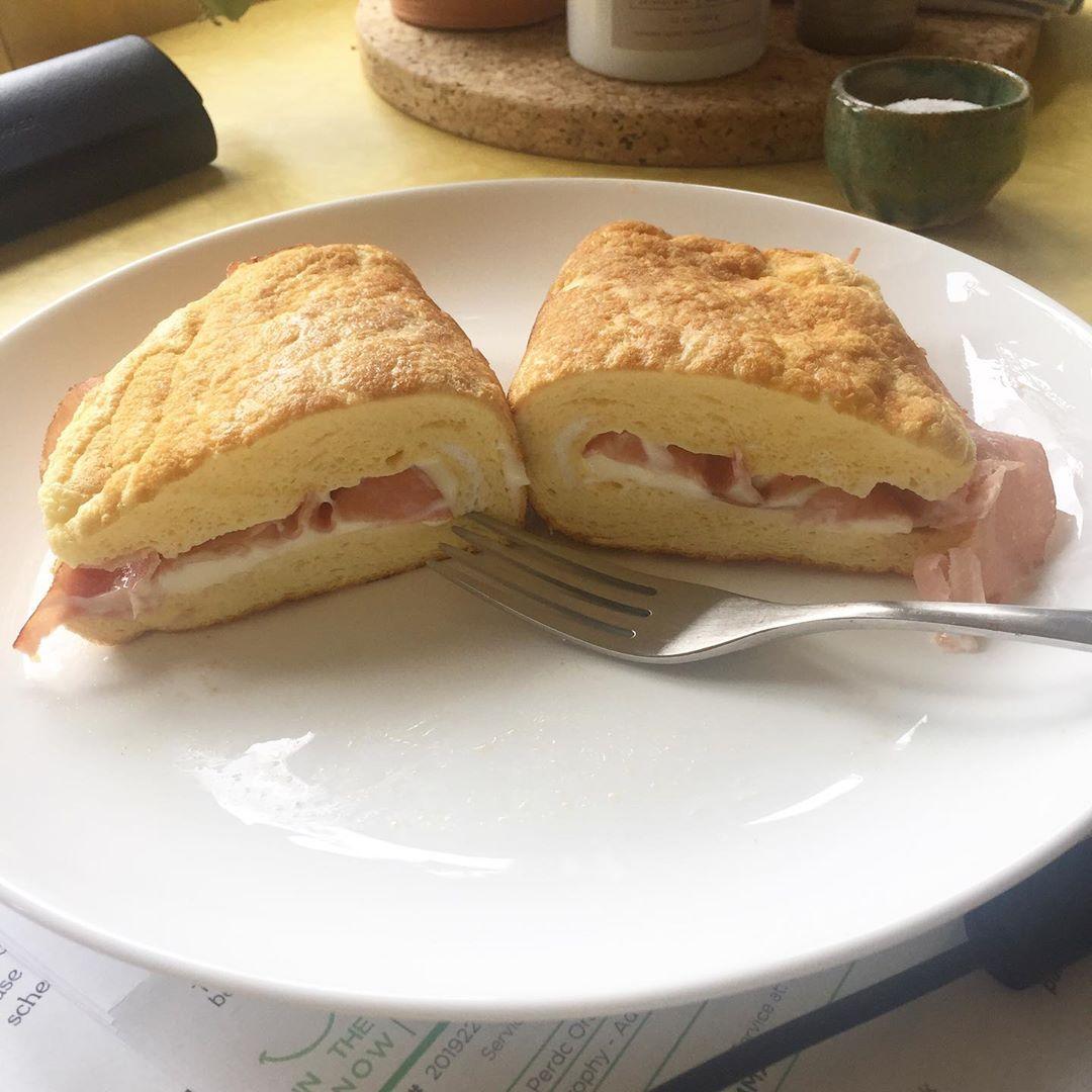 西式鸡蛋煎饼