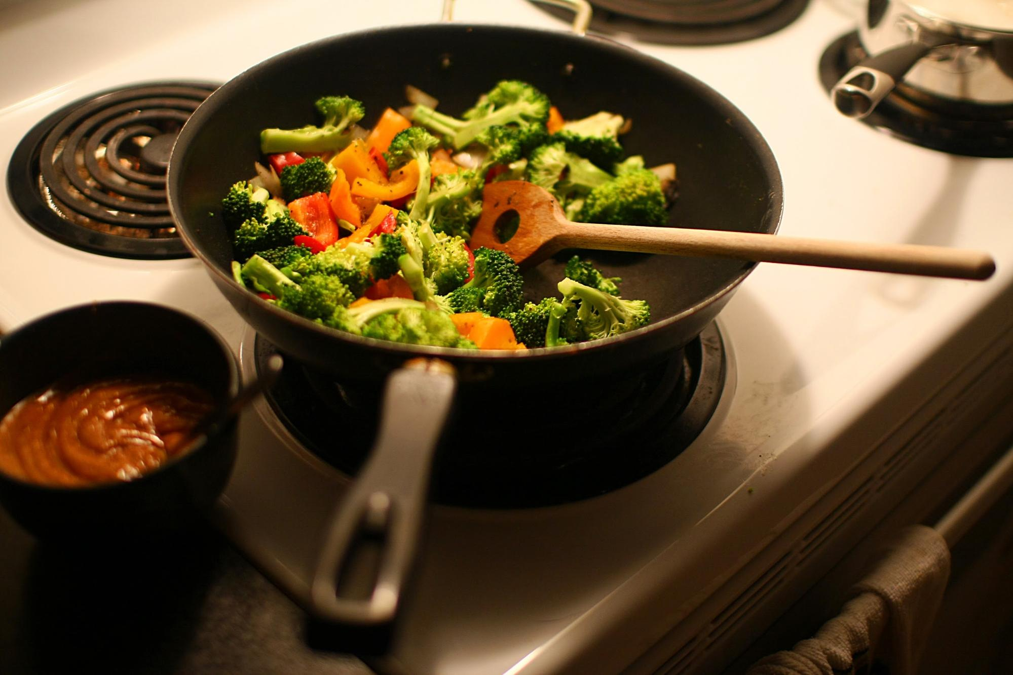洗过的蔬菜