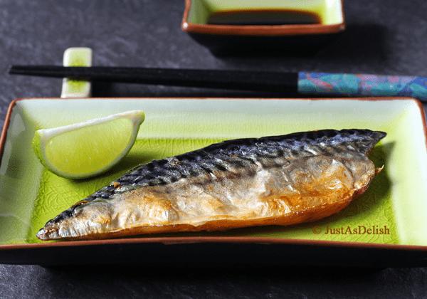 盐烤鲭鱼 - 廉价食谱