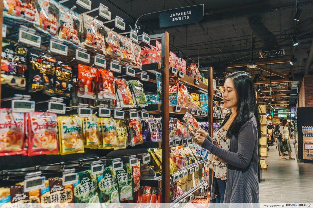 Cold Storage - 线上超市