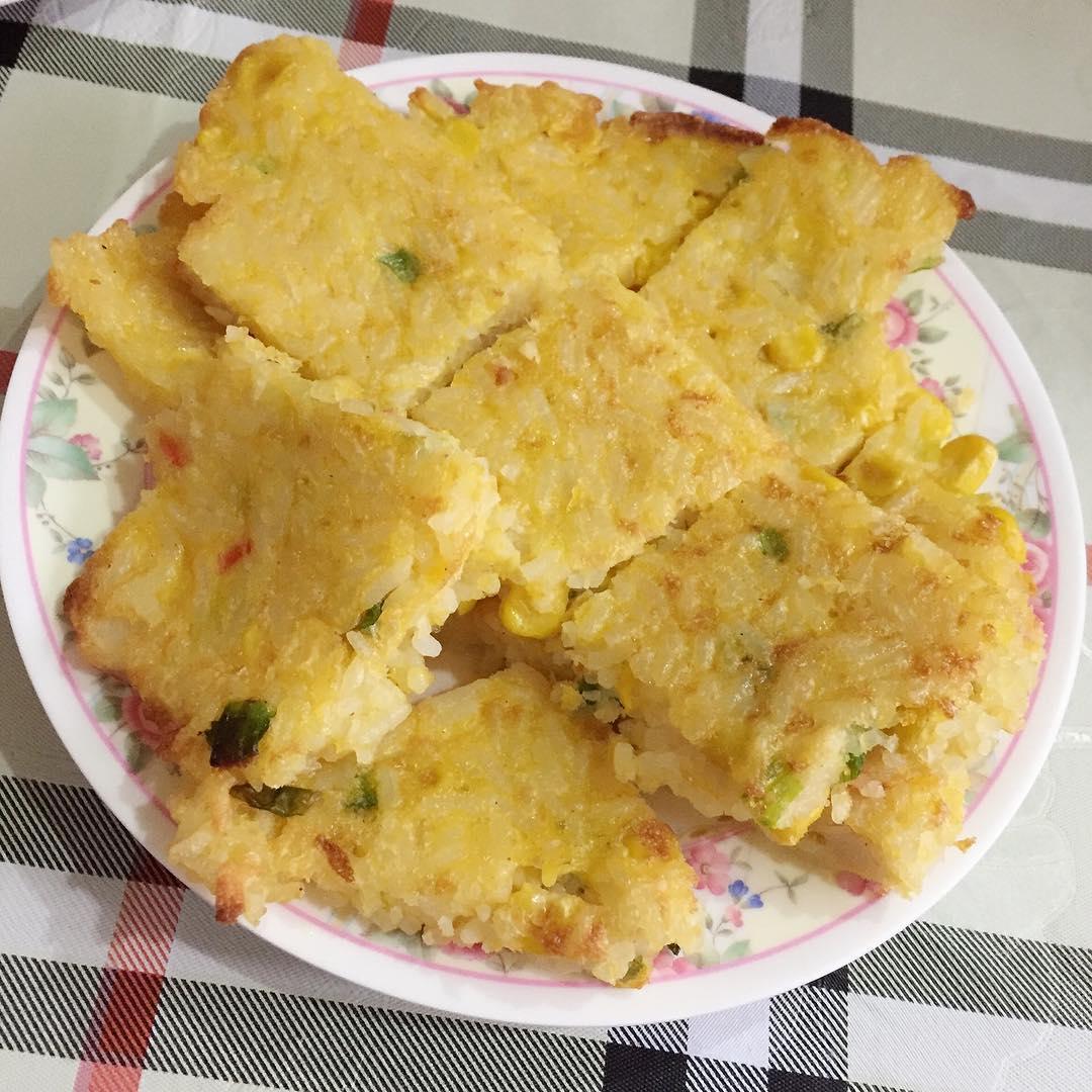 炒饭鸡蛋煎饼 - 鸡蛋做法