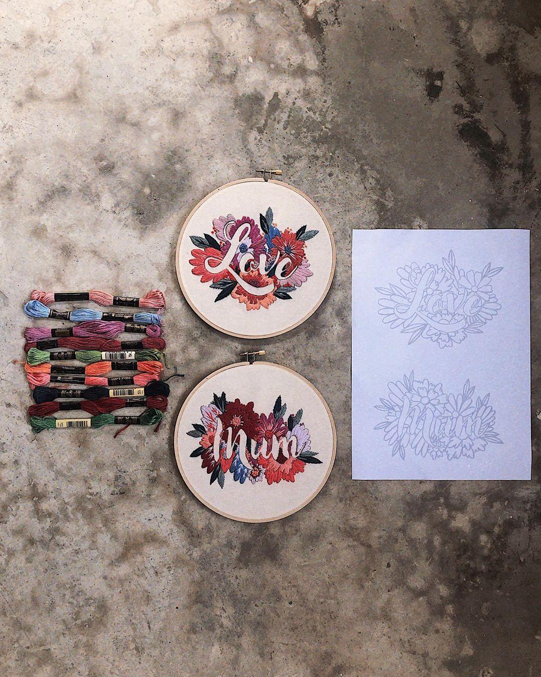 手工刺绣活动盒 - 居家活动盒