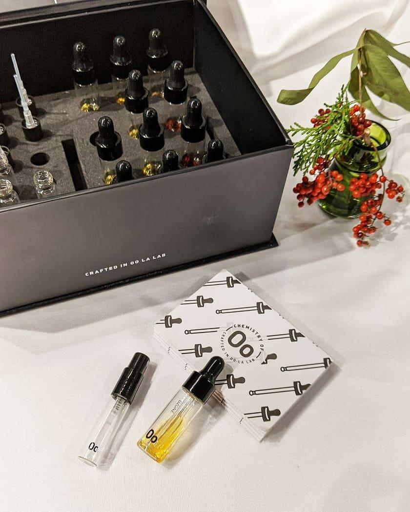 香水制作活动盒 - 居家活动盒