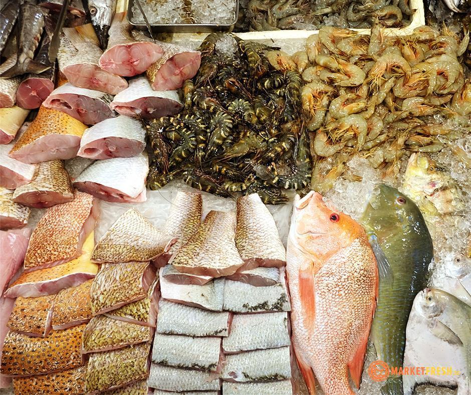 Market Fresh - 线上杂货店