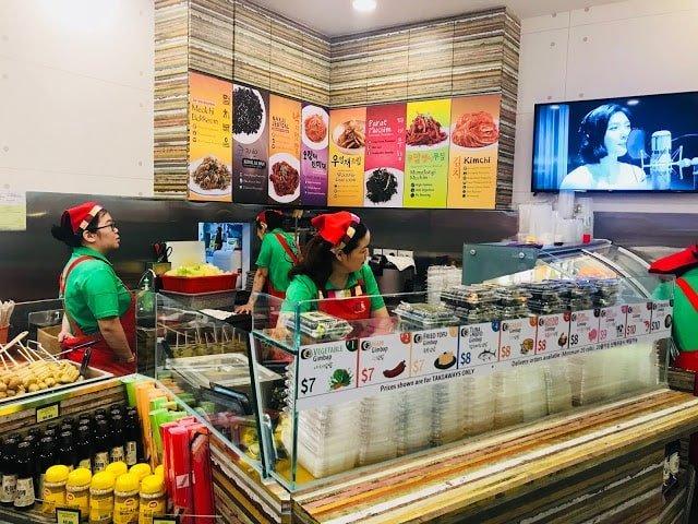 Lee Mart - 韩国超市