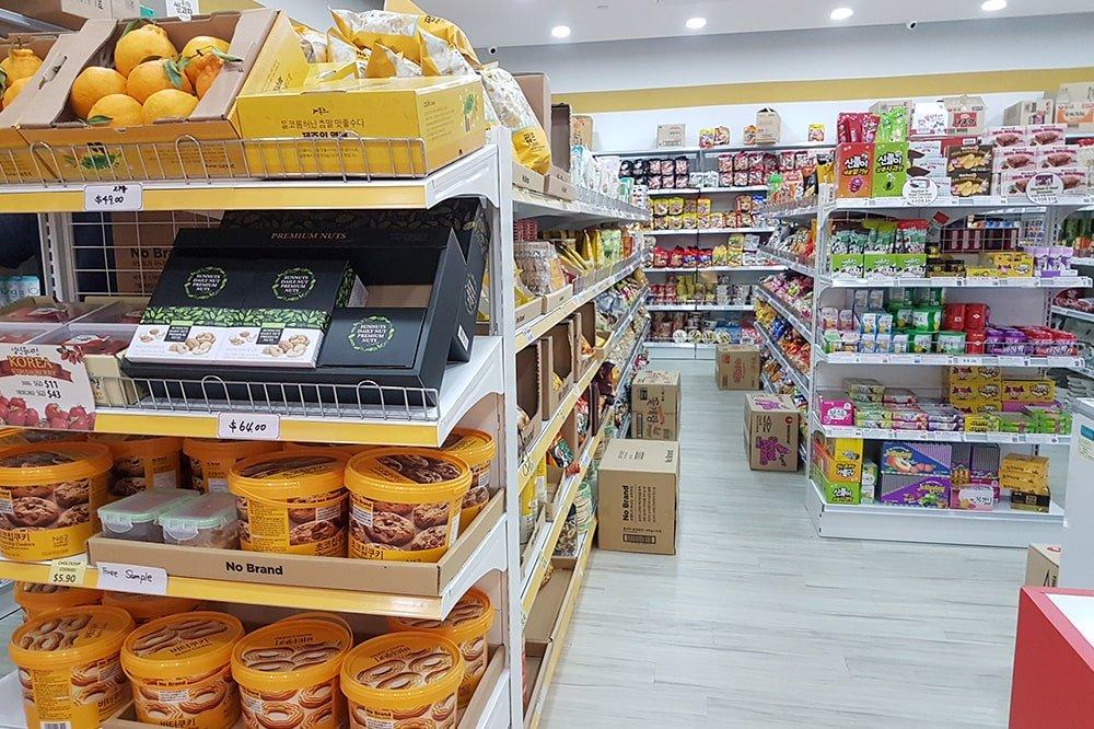 Koryo mart - 韩国超市