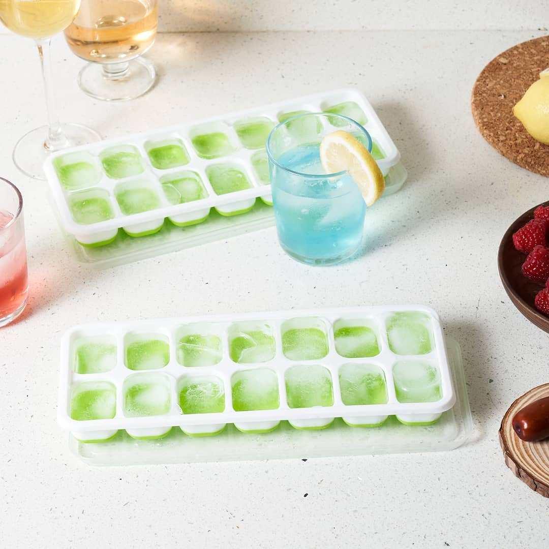 冰块托盘 - 家居用品的使用期限