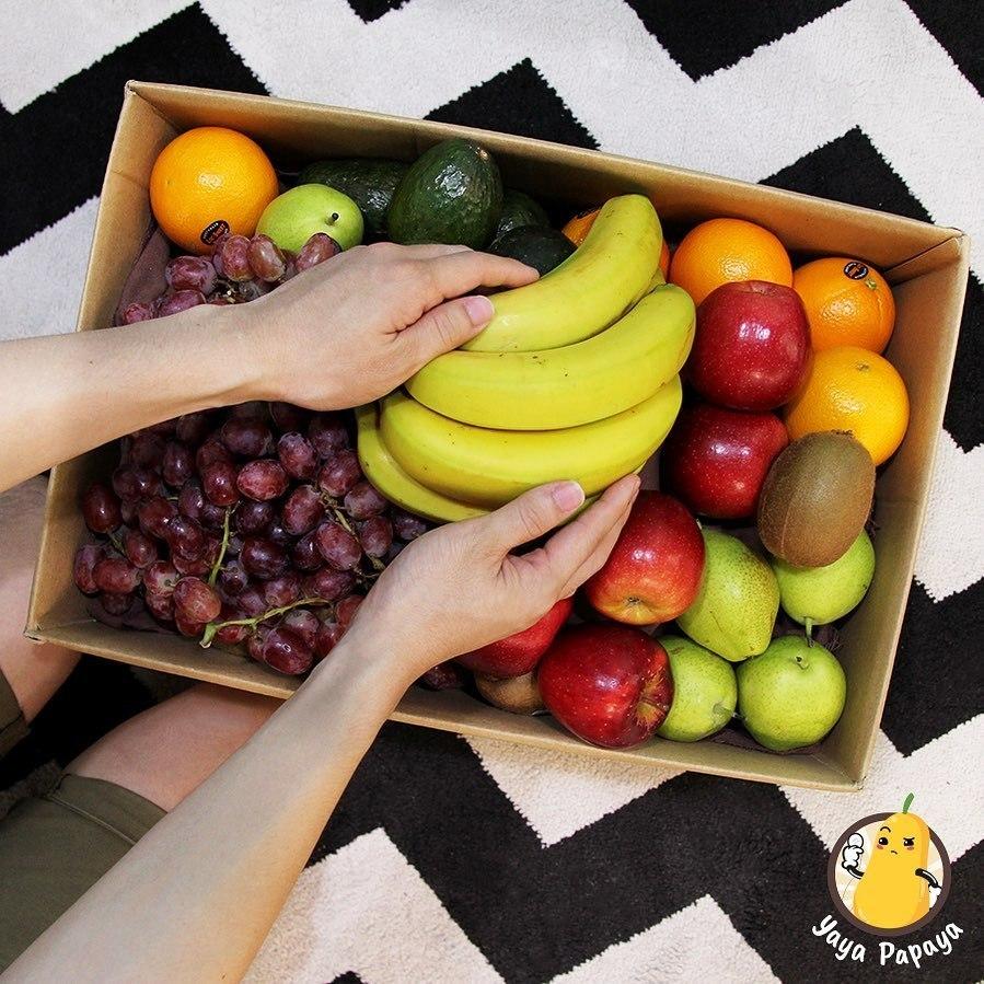 水果盒 - 零食与饮料订阅盒