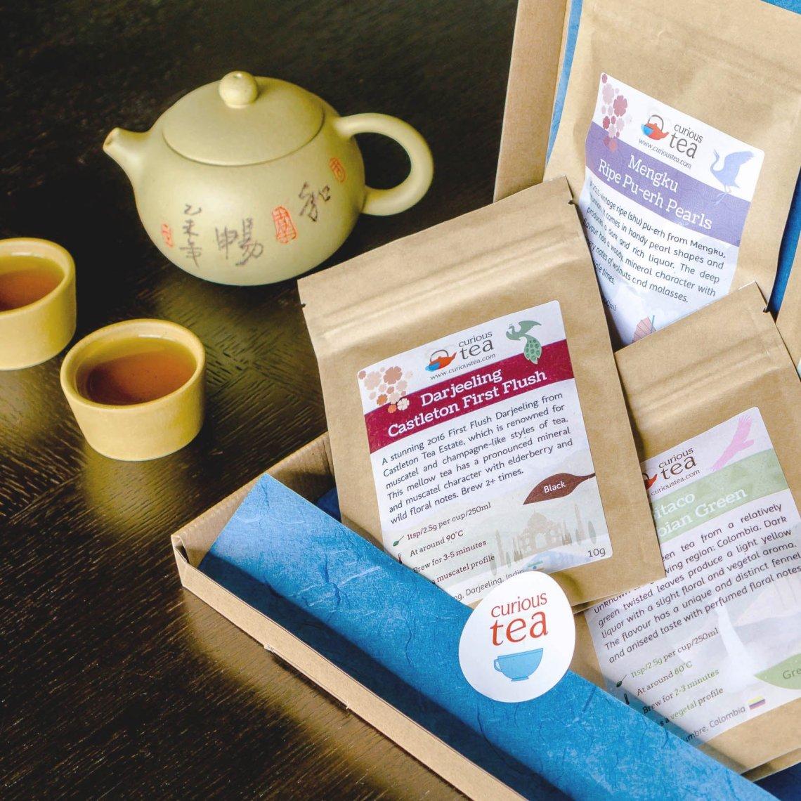 茶叶订阅盒