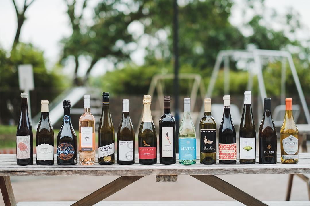 红酒清酒 - 零食与饮料订阅盒